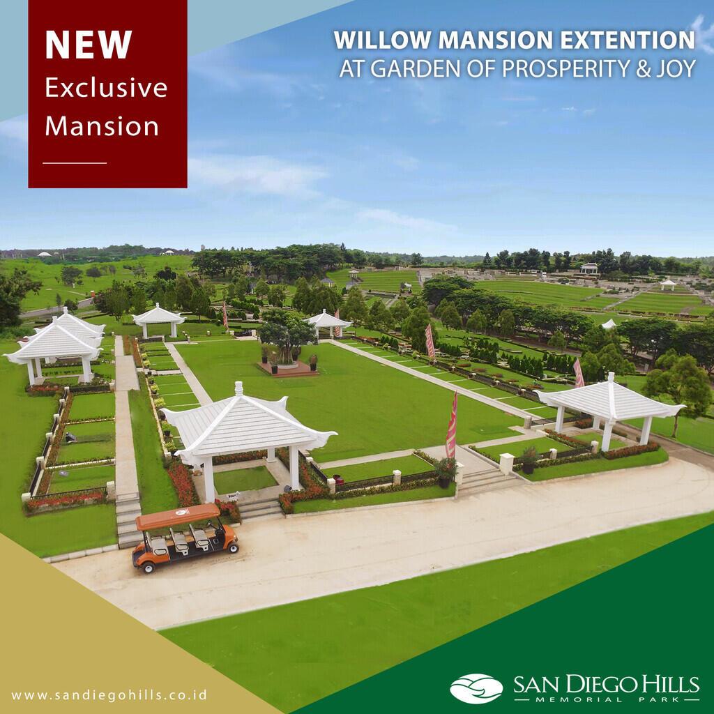 San Diego Hills Pemakaman Mewah dengan Fasilitas Lengkap di Karawang Barat