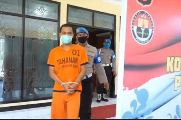 Bebas dari Penjara karena Corona, Pria Malah Curi Motor di Pasar