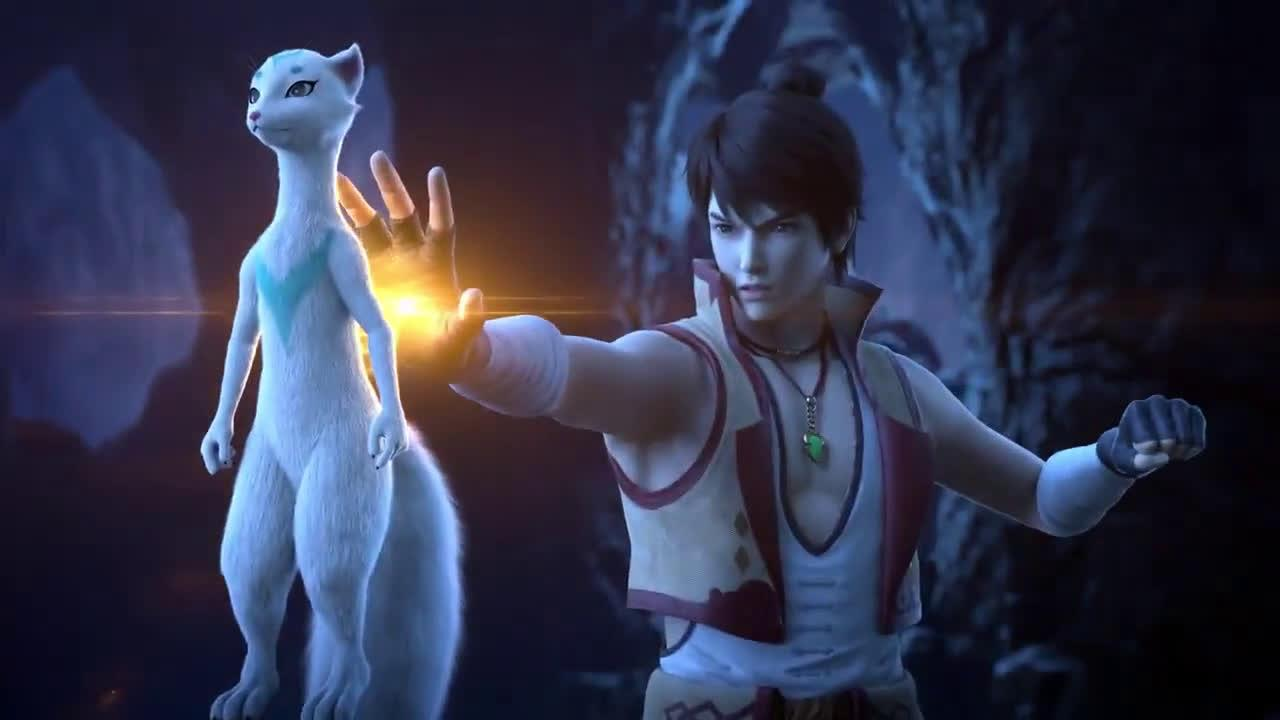 TOP 5 Anime 3D Donghua China yang akan Memanjakan Mata Anda