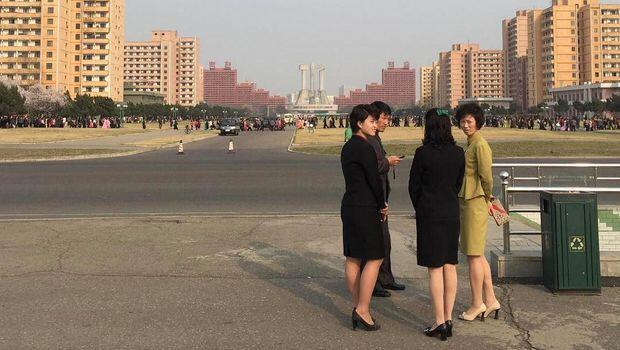 Aturan Ketat Berbusana Di Korea Utara