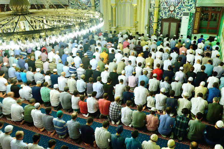 Pemprov DKI: Masih Ada 40 Masjid yang Gelar Shalat Tarawih Saat PSBB