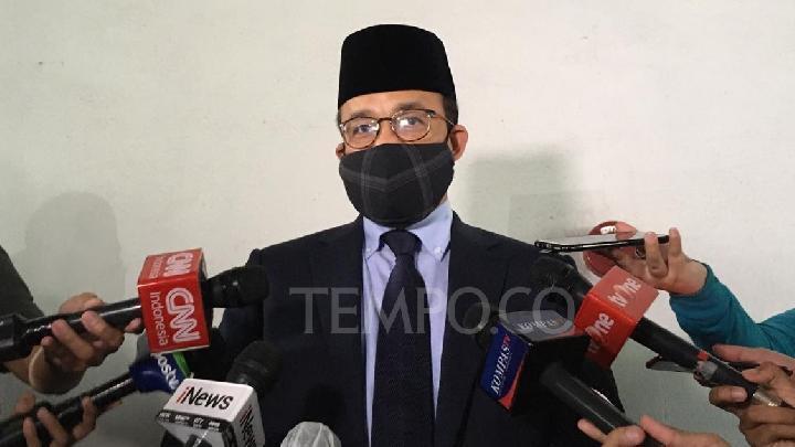 Anies Baswedan: Nekat Mudik, Bakal Sulit Masuk Jakarta Lagi