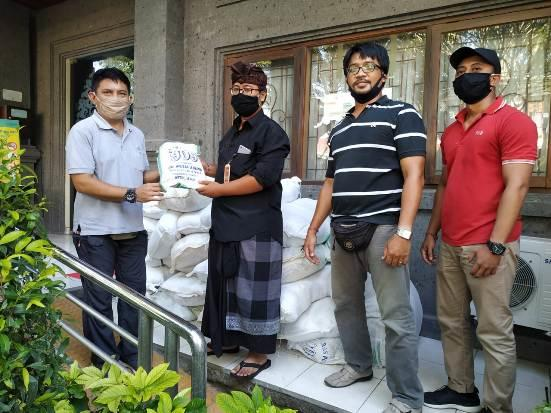 Bantu Masyarakat, Pemkot Denpasar Sudah Distribusikan 3.522 Paket Sembako