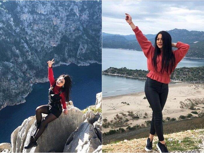Nahas! Wanita Ini Terjatuh dari Tebing Setelah Rayakan Berakhirnya Lockdown