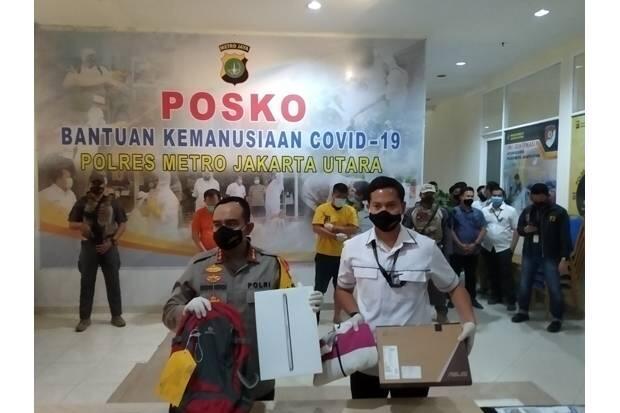 Ogah Kapok, Residivis Pembobol Apartemen di Jakarta Beraksi Lagi
