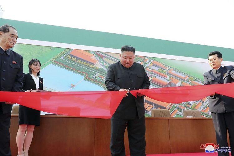 Kim Jong Un Muncul Donald Trumpengan Berkomentar