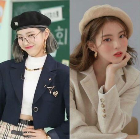 9 Adu Gaya Kece Ryujin ITZY Dan Han So Hee