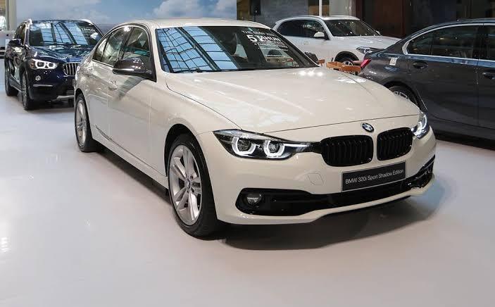 Cintaku Ditikung Babang BMW