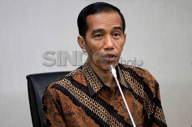 Jokowi Instruksikan Cek Protokol Kesehatan di Klaster Industri