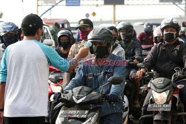 Jokowi Minta Daerah yang Terapkan PSBB Harus Miliki Target Terukur