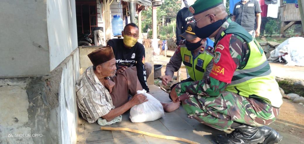Ngabuburit Ala GMBI Majalengka, Bagikan Ribuan Paket Sembako