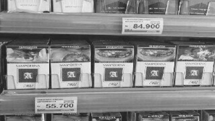 Jutaan Produksi Rokok Terpapar COVID-19 Beredar di Masyarakat. HOAKS / FAKTA?
