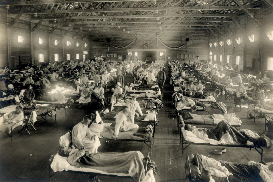 'Spanish Flu' seharusnya dinamai 'Kansas Flu'
