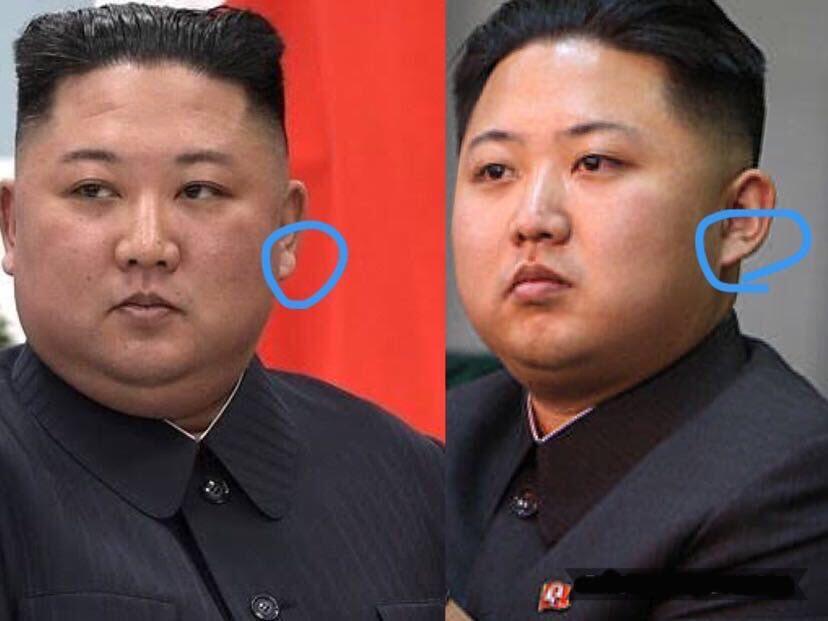 Jangan Senang Dulu, Kim Jong-Un yang Baru Muncul ke Publik Disinyalir Palsu!