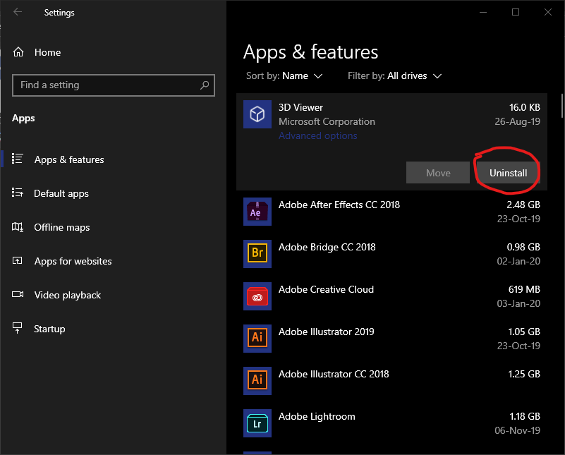 4 Cara Uninstall Aplikasi di Windows 10