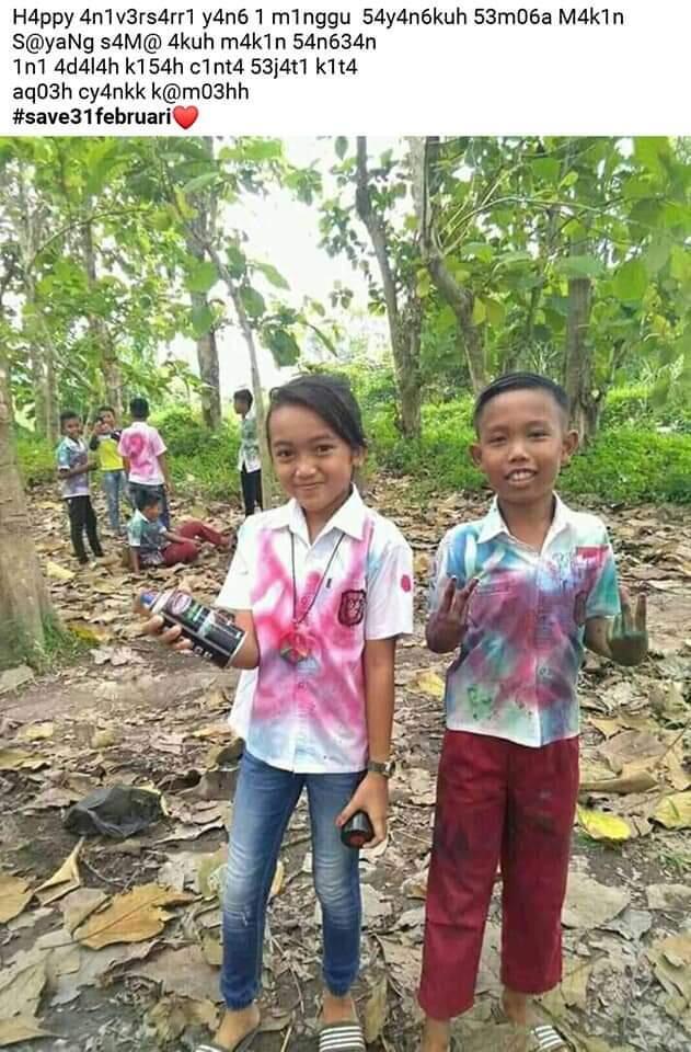 Kelakuan Kids Zaman Now yang Bikin Para Jomblo Iri dan Geleng-Geleng