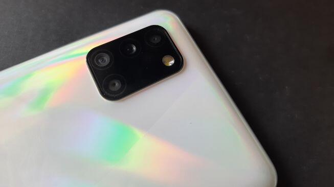 Dipacu Prosesor Mediatek, Harga Samsung Galaxy A31 Dipatok Rp 4,2 Juta