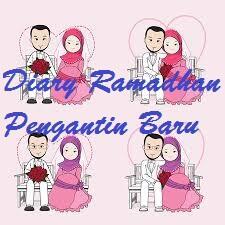 Diary Ramadhan Pengantin Baru