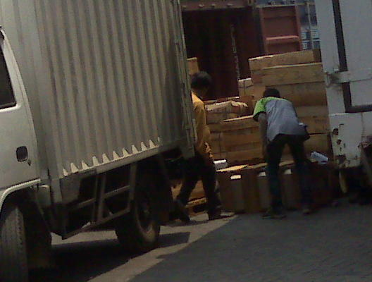 Leadtime, waktu kiriman barang cargo
