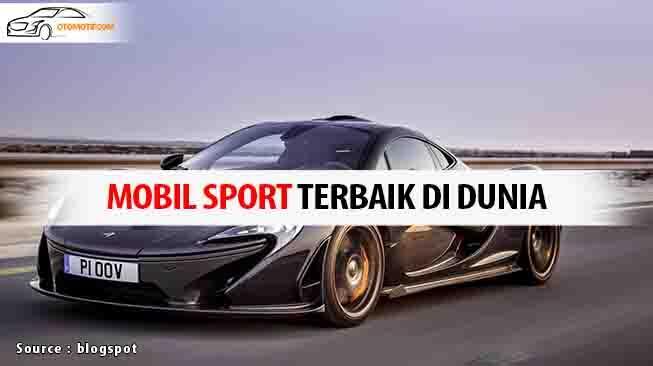 10 Mobil Sport Terbaik di Dunia2020