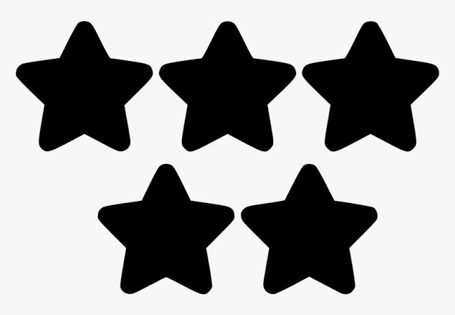Cara Memasang Rating Count Star di Akhir Postingan Blogger