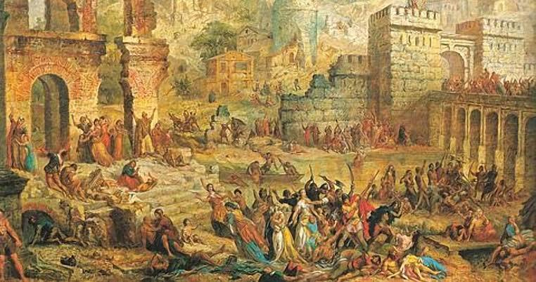 Pogrom, Mengapa Yahudi Diburu dan Dianiaya?