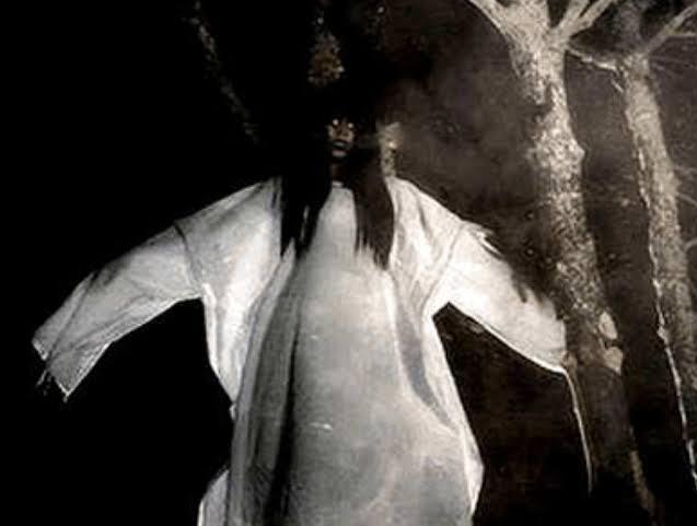 Nostalgia, Penampakan Sosok Hantu yang Bikin Gempar di Televisi!