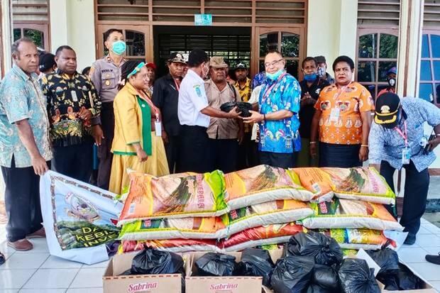 Majelis Rakyat Papua: Masyarakat Harus Kembali Berkebun