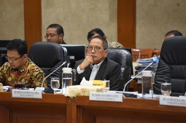 Komisi XI DPR Dukung Kebijakan Pemerintah Tangani Wabah Corona