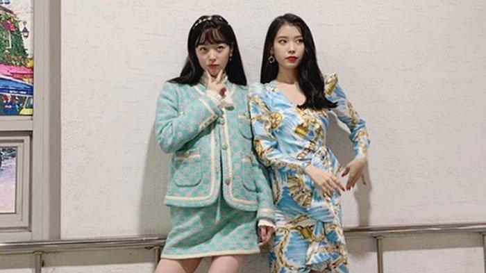 Teori Fans di Lagu 'eight' Milik IU: Lagu Spesial untuk Sulli dan Jonghyun 'SHINee'