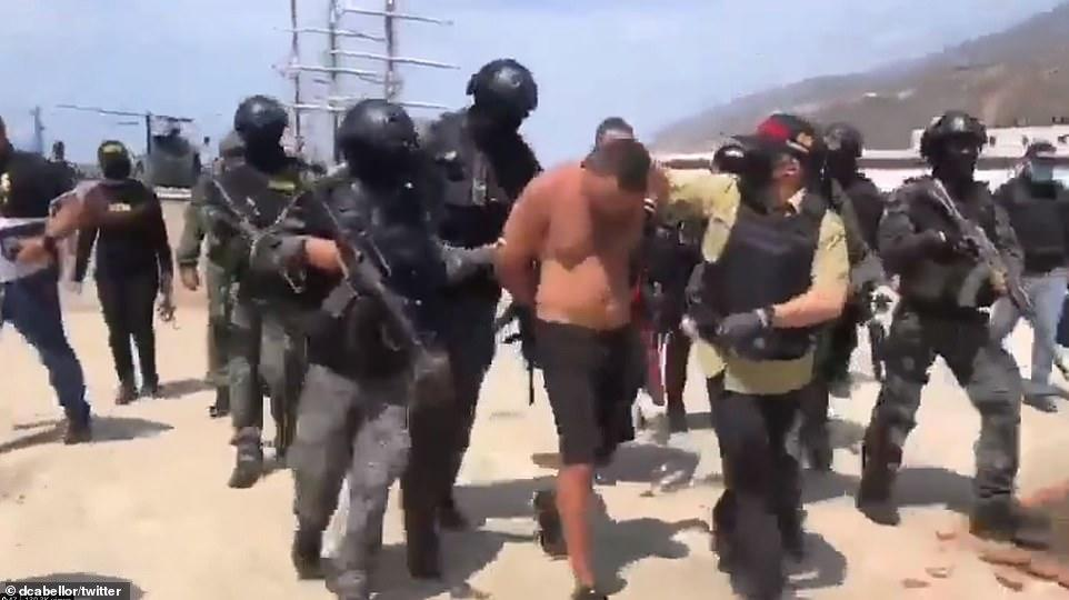 Presiden Venezuela Maduro Sebut 2 Rambo Suruhan Presiden AS Trump Gagal Bunuh Dirinya