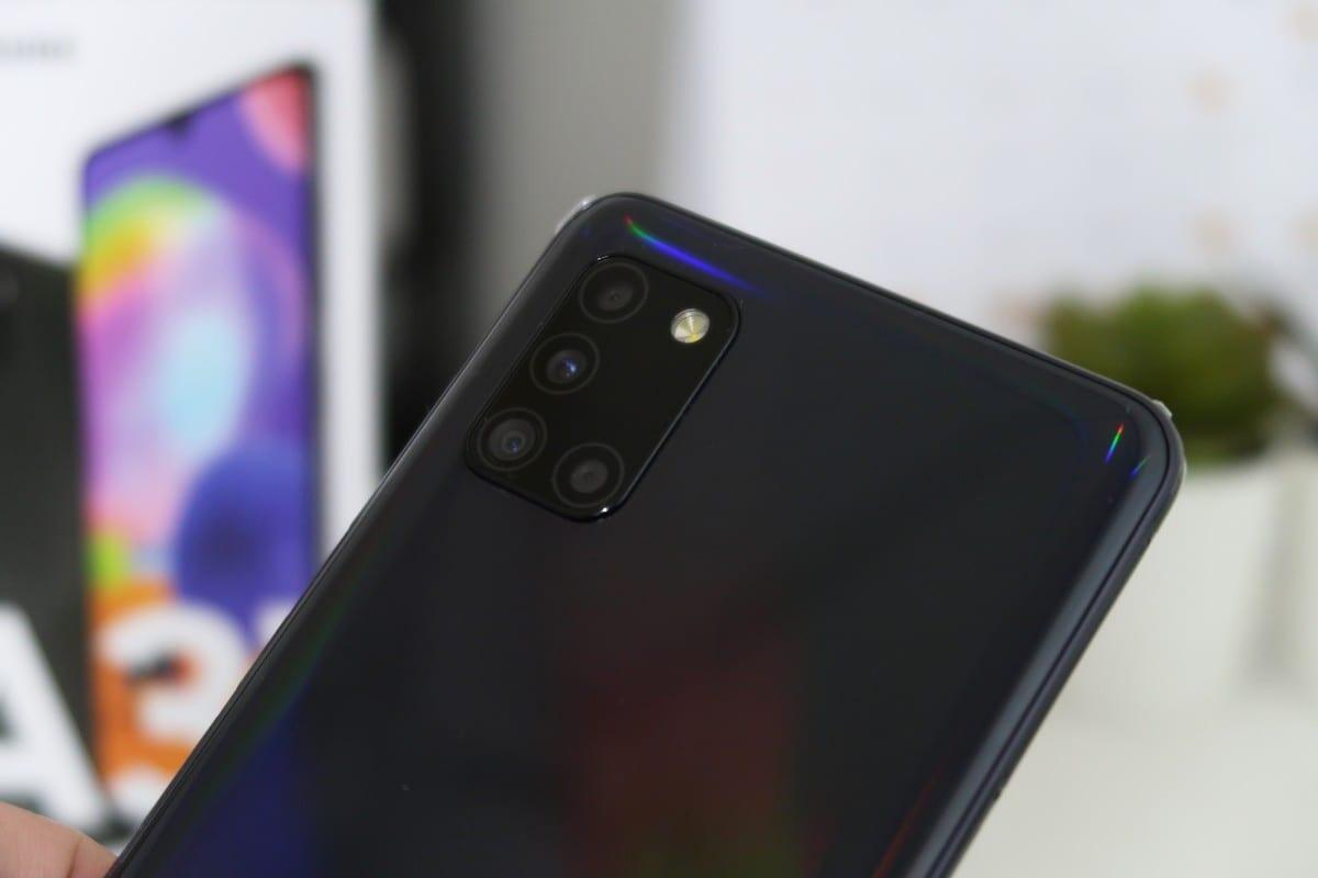 First Impression: Mencoba Samsung Galaxy A31