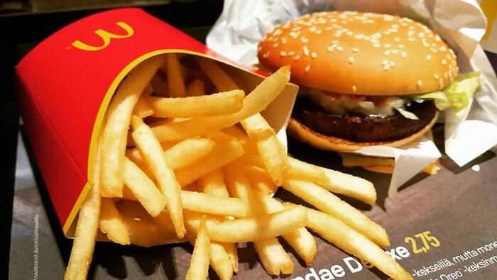 Terbongkar! Resep Kentang Goreng Renyah McDonald's, Buat Yuk