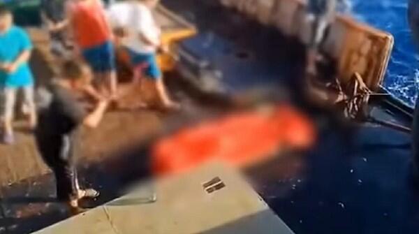 SPPI Ragu Pelarungan ABK WNI oleh Kapal China Didahului Izin Keluarga