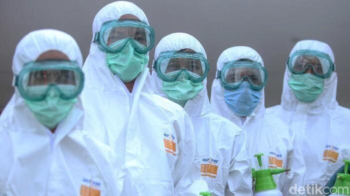 5 Superhero Indonesia kala Pandemi covid-19