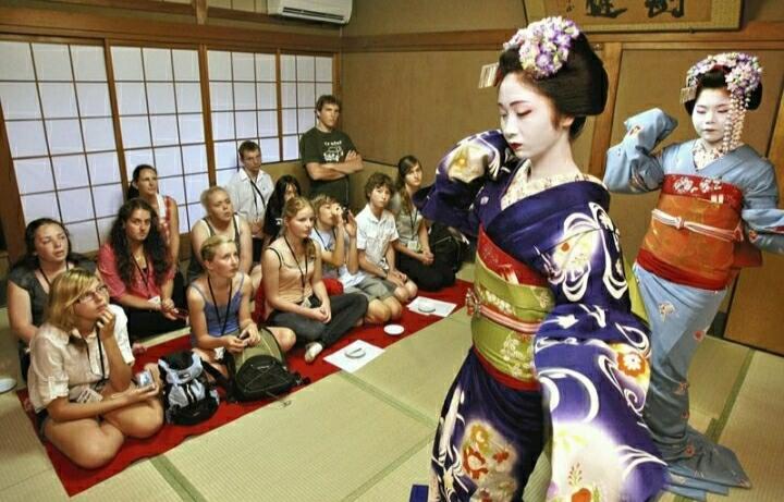 Miyabi rasa keindahan memuliakan cinta, alam di Kyoto