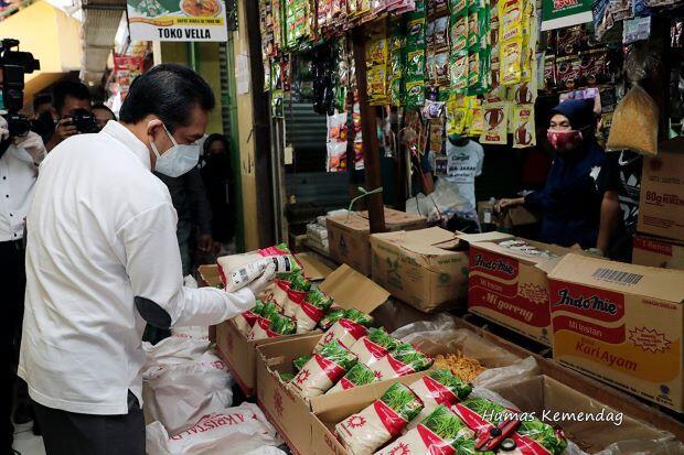 Mendag Pastikan Harga Gula Turun Sebelum Hari Raya Lebaran