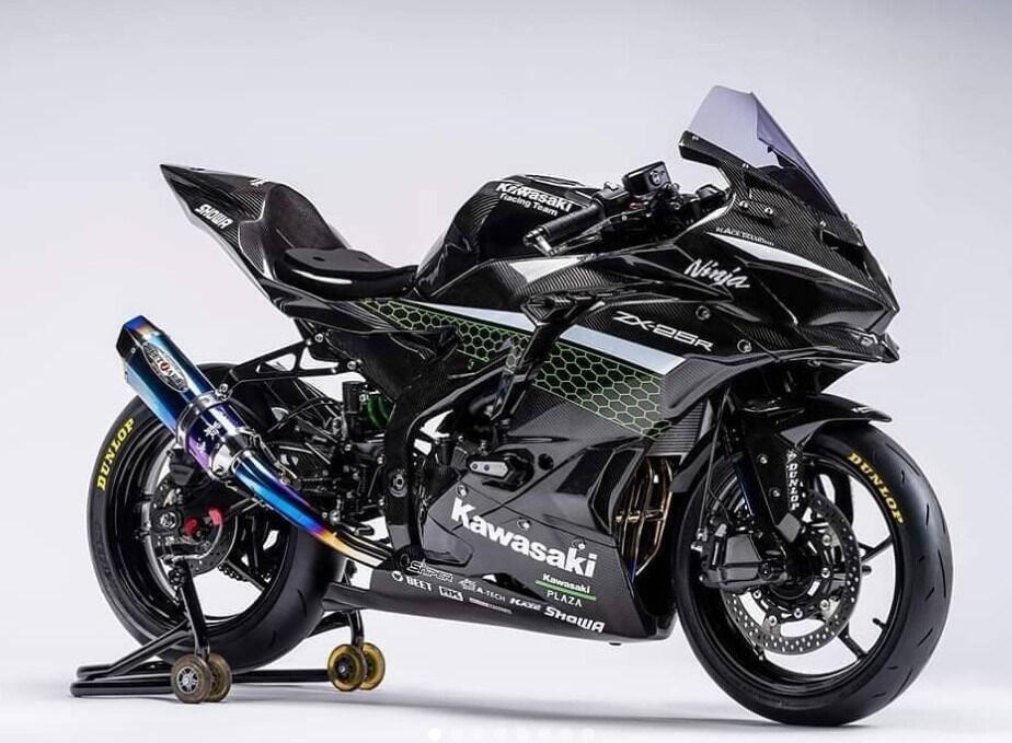 Corona Bukan Penghambat, Kawasaki ZX25R Diam-Diam Sudah Diproduksi