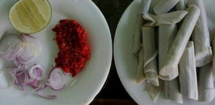 Pakkat, Makanan Khas yang Diburu Saat Bulan Ramadhan.