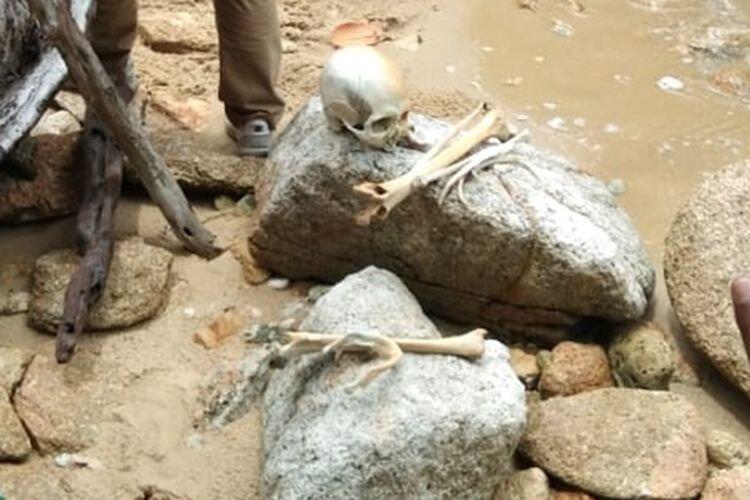 Fakta Siswi SMP Dibunuh dan Ditemukan Tinggal Kerangka, Berawal dari Masalah Utang