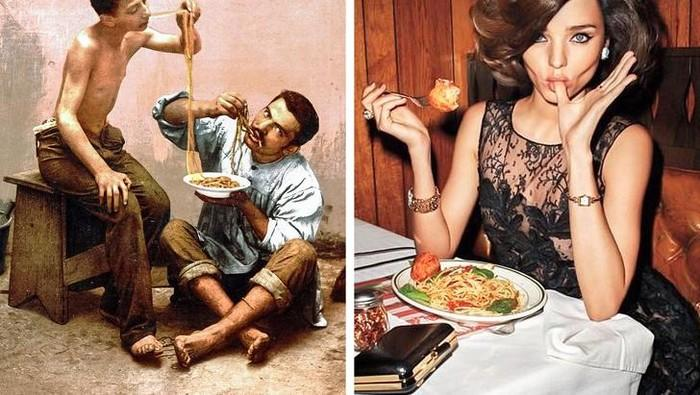 Gak Nyangka,, Ternyata 5 Makanan Resto Ini Dulunya Adalah Makanan Orang Miskin