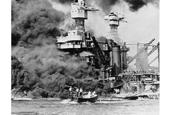 Seperti Perang! Serangan Corona di Amerika Disebut Lebih Buruk dari Pearl Harbour