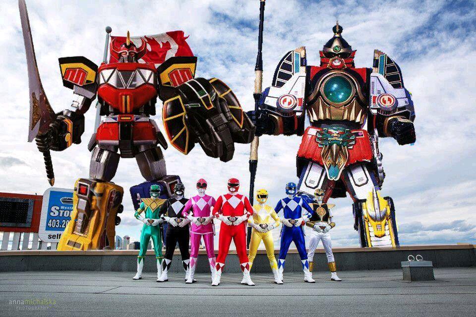 Inilah 6 Adegan Mainstream Dalam Serial Power Rangers,Ada Yang Masih Ingat ?