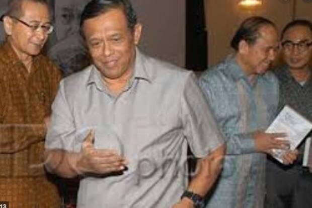 Menteri hingga Politikus Doakan Djoko Santoso: Selamat Jalan Jenderal...