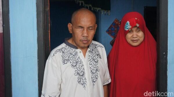 Tolong! Pasutri Tuna Netra di Cimahi Belum Tersentuh Bantuan Pemerintah