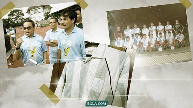 "Napak Tilas Kisah Legendaris ""The Cannon"" Arseto,Klub Spakbola Milik Keluarga Cendana"