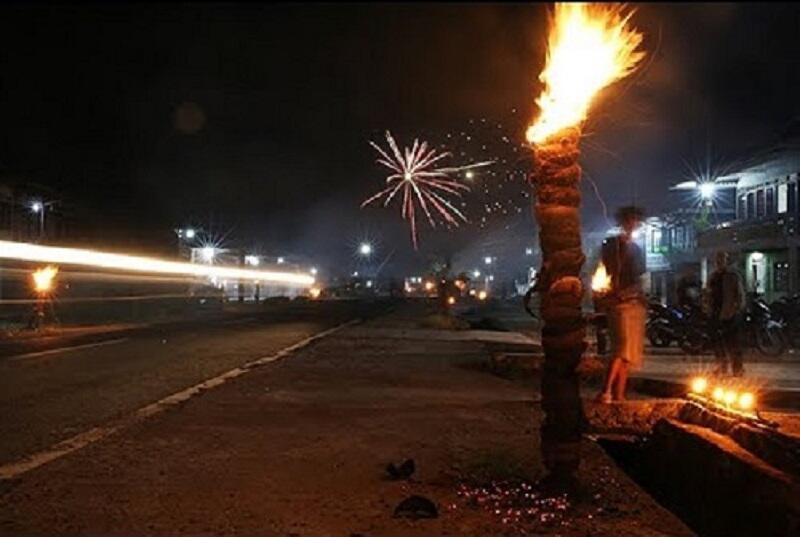"Kebudayaan Lampung Barat Malam 27 Ramadhan ""Malaman Buka Dibi!"""