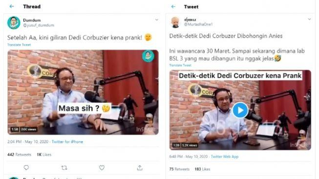 Anies Janji Bangun Lab Swab Kapasitas Ribuan, Publik: Masa Sih?