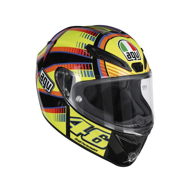 Helm AGV Langka yang bisa dipakai untuk Touring/Harian dengan Teknologi Moto GP