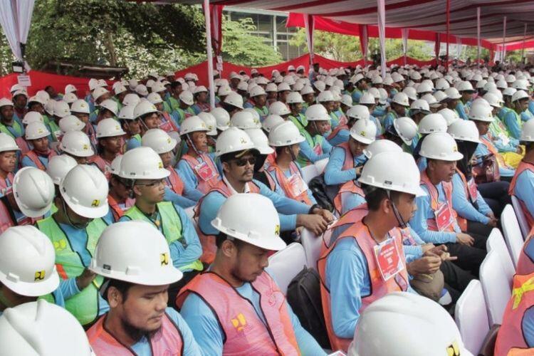 Soal 3.000 Pekerja Lokal Terancam Dipecat Jika 500 TKA China Batal Datang